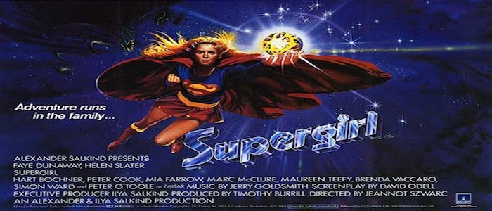 "Supergirl Radio – Season 0 – ""Supergirl: The Movie"""
