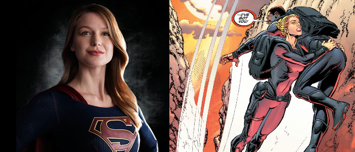 "Supergirl Radio – Season 0: ""Man Of Steel"" Prequel Comic and Costume Talk"