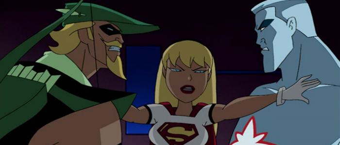 Supergirl Radio – Season 0: Justice League Unlimited (Part 1)