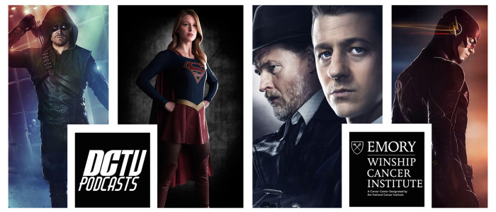 DC TV Podcasts Charity 2015: Supergirl Radio