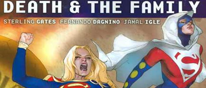 Supergirl Radio – Season 0: Death and the Family