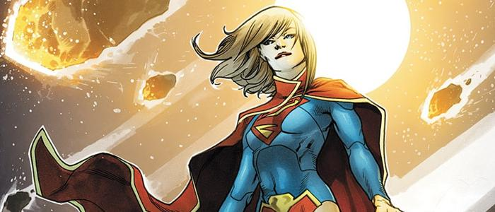 Supergirl Radio – Season 0: New 52 Vol. 1 – Last Daughter of Krypton