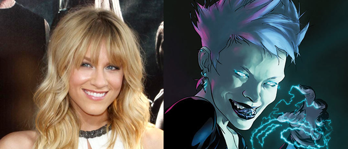 Supergirl Casts True Blood's Brit Morgan as Livewire