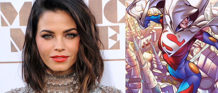 Supergirl Adds Jenna Dewan-Tatum as Lucy Lane