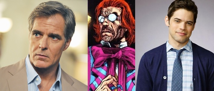 Supergirl Taps Revenge's Henry Czerny as Toyman