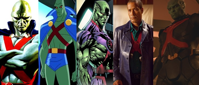 Supergirl Radio Special: Character Spotlight – Martian Manhunter