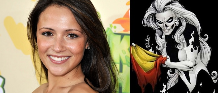 Italia Ricci Cast As DC Comics' Silver Banshee on Supergirl