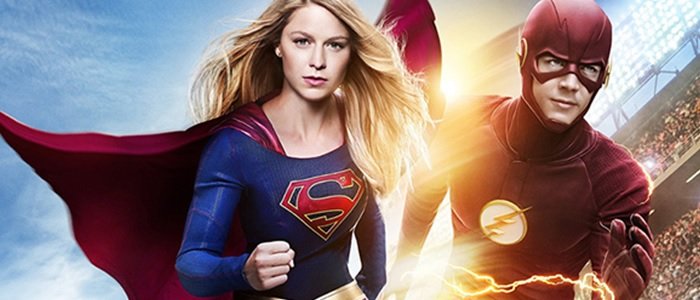 CBS Releases Promo For Supergirl/The Flash Crossover