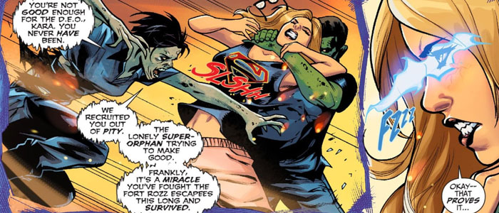 Adventures of Supergirl Radio – Issue #6