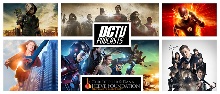 DC TV Podcasts Charity 2016: Supergirl Radio Awards – Season 1