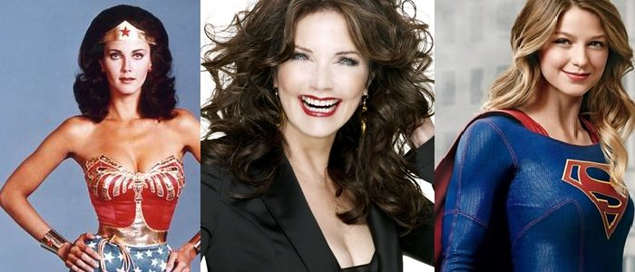 TV's 1st Wonder Woman Lynda Carter Cast As POTUS On Supergirl