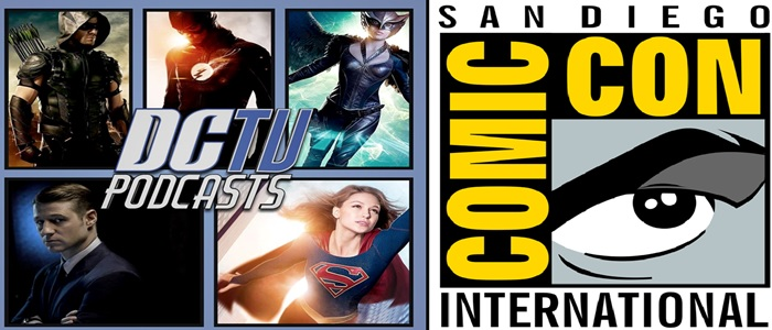 Supergirl Radio Season 1.5 – Pre-SDCC 2016 Talk