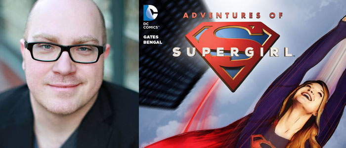 Adventures of Supergirl Radio – Sterling Gates Wrap-Up