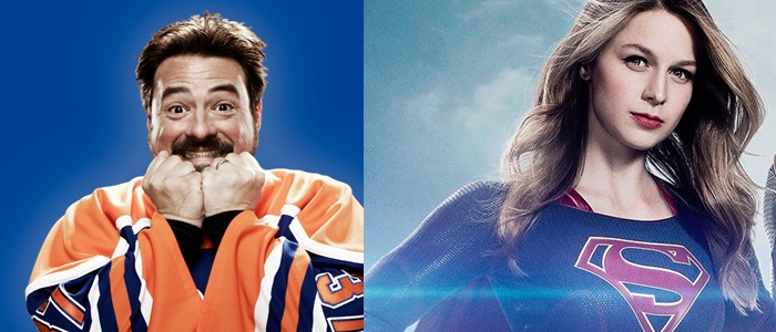 Kevin Smith To Direct An Episode Of Supergirl