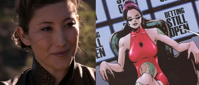 Dichen Lachman Cast On Supergirl As DC's Roulette