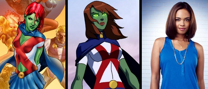 Supergirl Radio Season 1.5 – Character Spotlight: Miss Martian