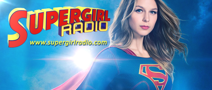 Supergirl Radio Rebirth – Supergirl #1