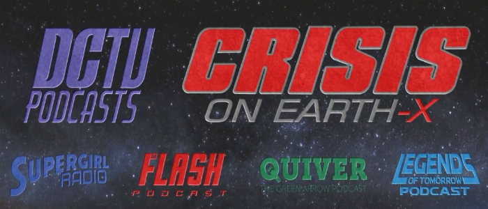 Supergirl Radio Season 3 – Episode 8: Crisis On Earth-X