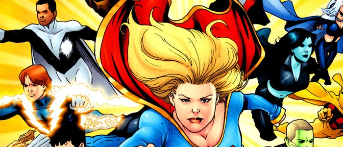 "Supergirl 3.10 Synopsis: ""Legion Of Super-Heroes"""