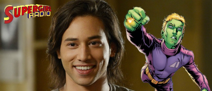 Supergirl Adds Jesse Rath As Brainiac 5