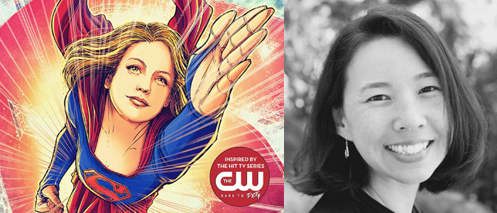 Supergirl Radio Season 3 – Jo Whittemore Interview