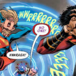 Supergirl Radio Rebirth – Supergirl #14