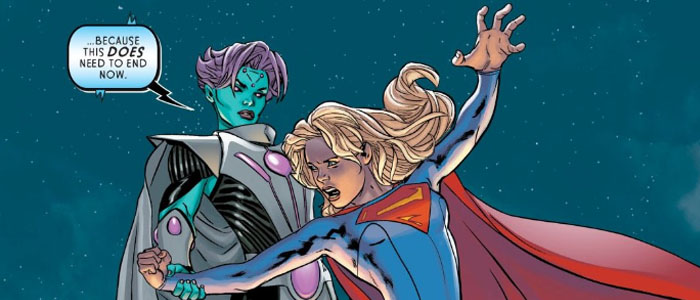 Supergirl Radio Rebirth – Supergirl Annual #1