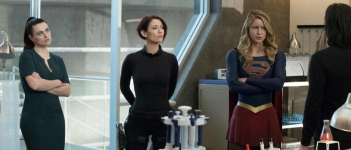 "Supergirl Season 3 Episode 17 Photos: ""Trinity"""