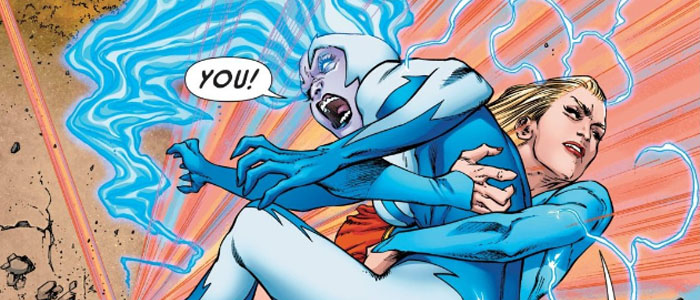 Supergirl Radio Rebirth – Supergirl #16