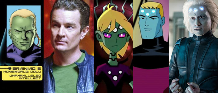 Supergirl Radio Season 3.5 – Character Spotlight: Brainiac 5