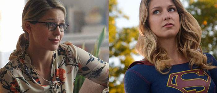 Listener Email: Supergirl Doesn't Wear A Mask