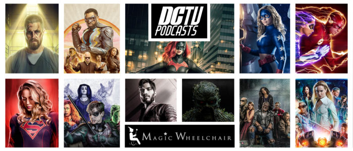 DC TV Podcasts Charity 2019: Supergirl Radio Awards – Season 4