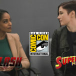 SDCC 2019 – Supergirl Interview: Chyler Leigh & Azie Tesfai On Alex & Kelly In Season 5
