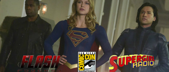 SDCC 2019 – Supergirl Interview: Jesse Rath & David Harewood On Leviathan & Crisis on Infinite Earths In Season 5
