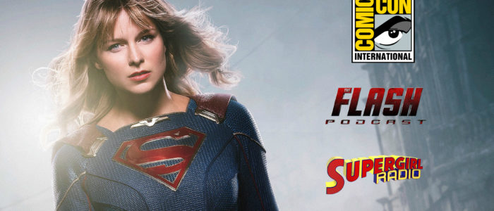 SDCC 2019 – Supergirl Interview: Melissa Benoist & EP Sarah Schechter On 100th Episode & New Big Bad In Season 5