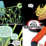 Supergirl Radio Rebirth – Supergirl #23