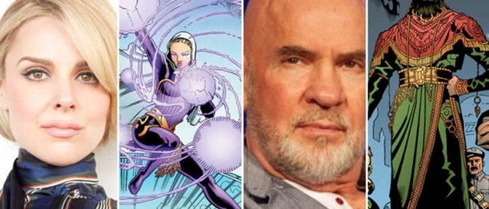 Mitch Pileggi And Cara Buono Cast As DC Comics Aliens In Supergirl Season 5