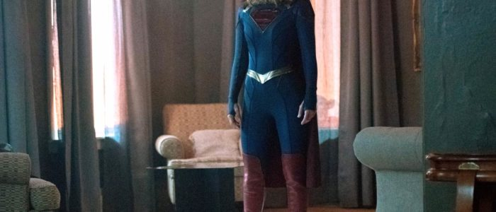 "Supergirl 5.03 ""Blurred Lines"" Trailer & Photos"