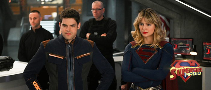 Supergirl Radio Season 5 – Episode 12: Back from the Future – Part Two