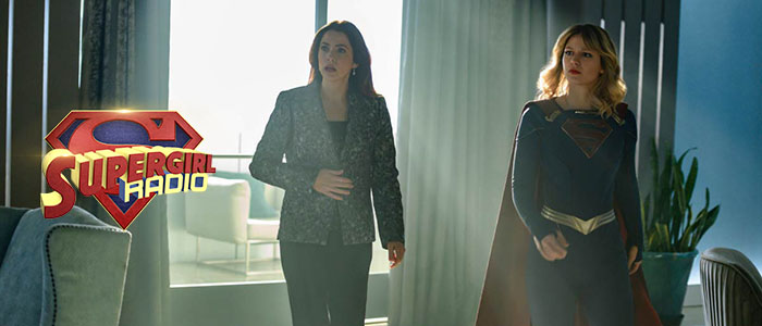 Supergirl Radio Season 5 – Episode 14: The Bodyguard