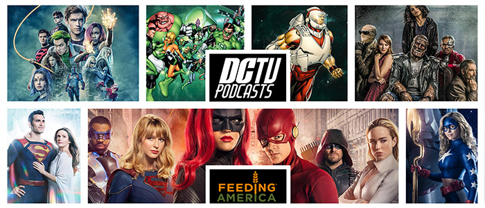DC TV Podcasts Charity 2020: Supergirl Radio Awards – Season 5