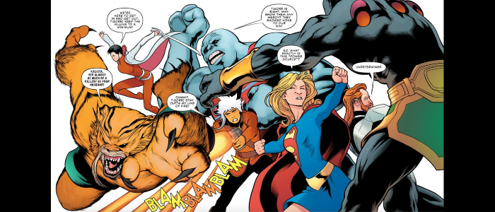 Supergirl Radio Rebirth – Supergirl #26