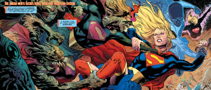 Supergirl Radio Rebirth – Supergirl #28