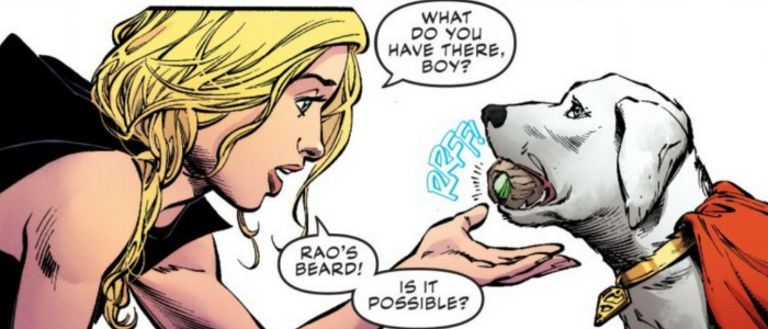 Supergirl Radio Rebirth – Supergirl #29