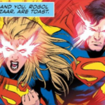 Supergirl Radio Rebirth – Supergirl #31